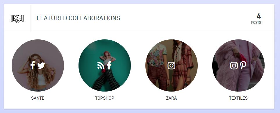 ZINE Influencer Marketing Blog | Featured collaborations