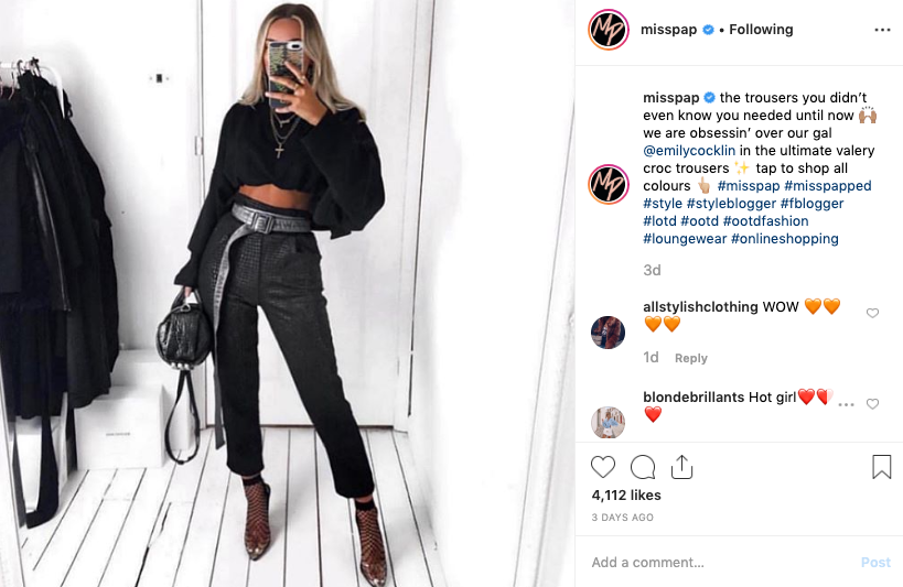ZINE Influencer Marketing Blog | Miss Pap Young Brands Pioneering Influencer Marketing